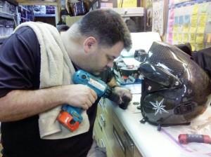Helmet Work