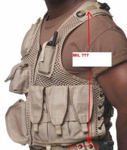 shoulder belt webbing